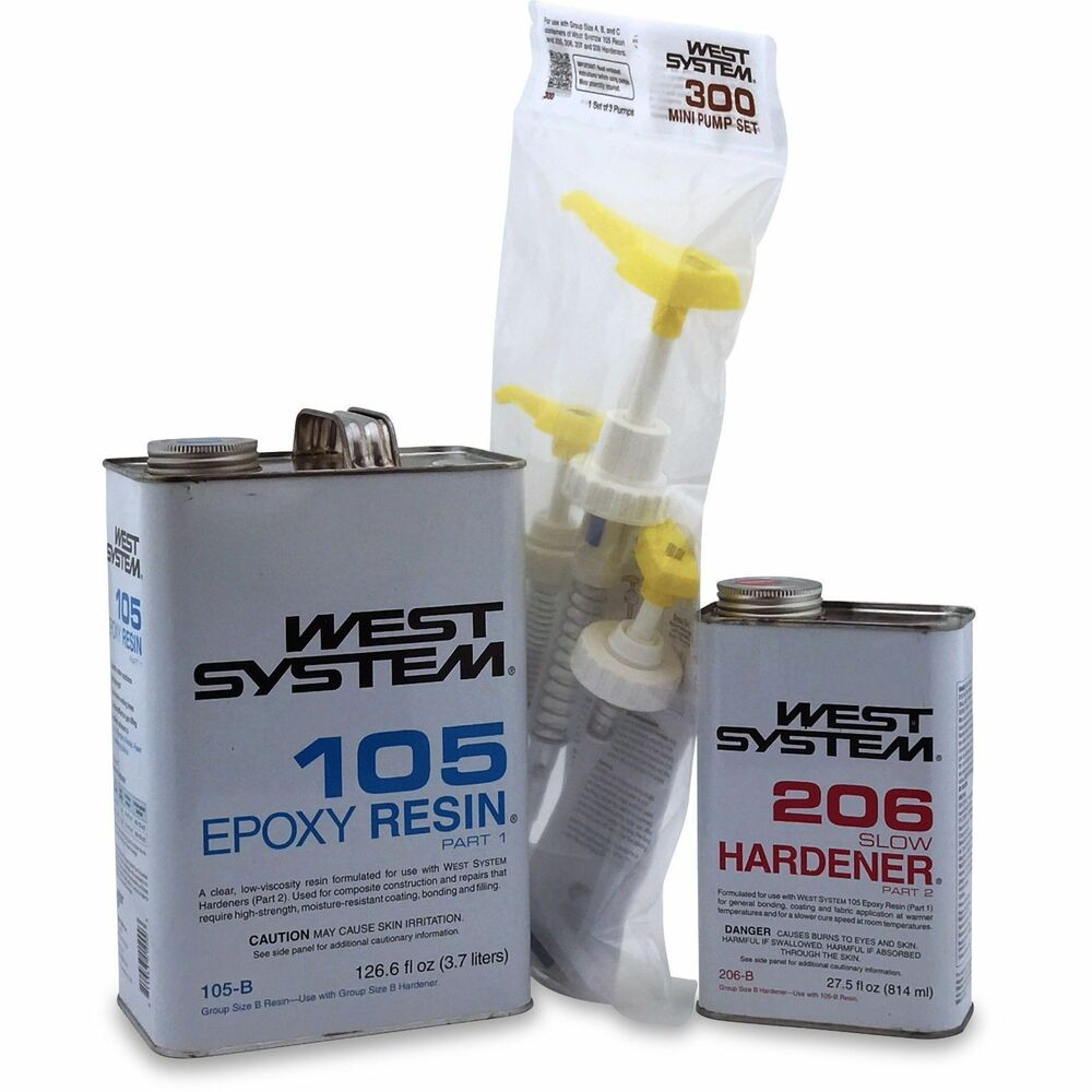west system 105 epoxy resin instructions