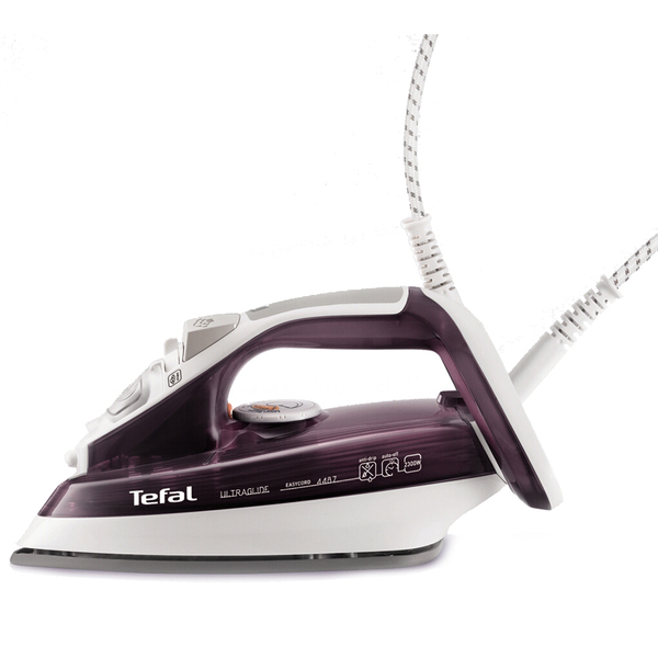 how to clean tefal ultraglide iron instructions