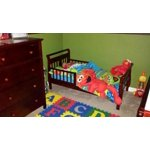 baby relax toddler bed assembly instructions