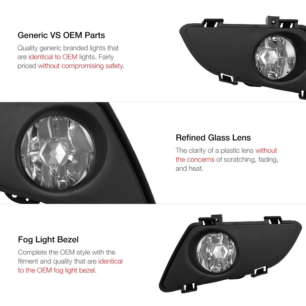 mazda 3 fog light installation instructions