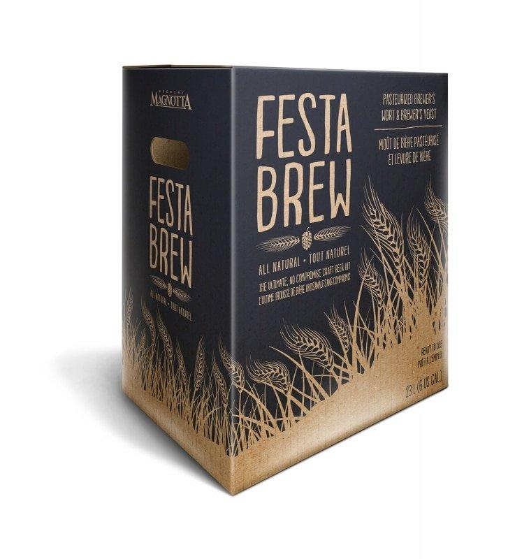 festa brew kit instructions