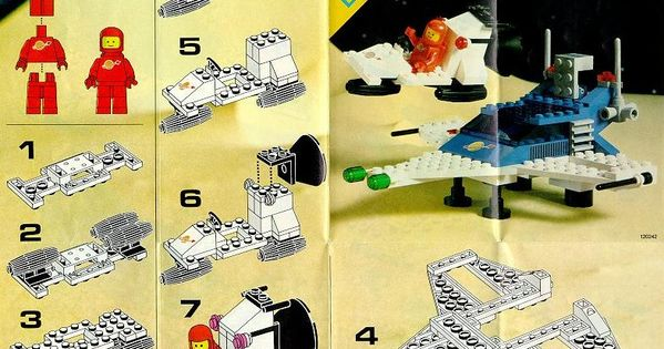 playmobil space shuttle instructions