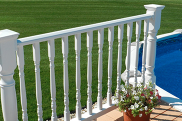 classic aluminum railing systems instructions