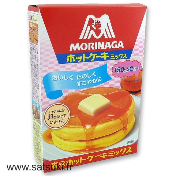 morinaga hot cake mix instructions