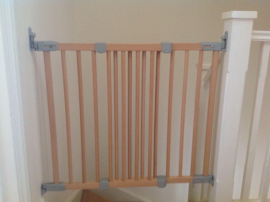 lindam baby gate instructions