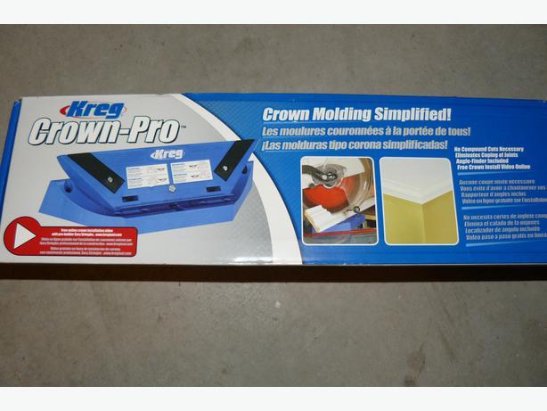 kreg crown molding jig instructions