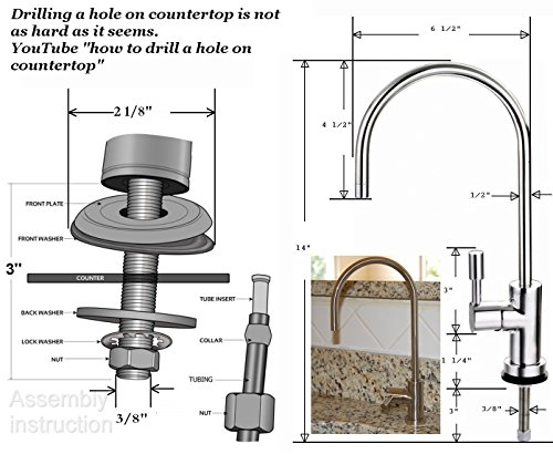 ispring filter replacement instructions