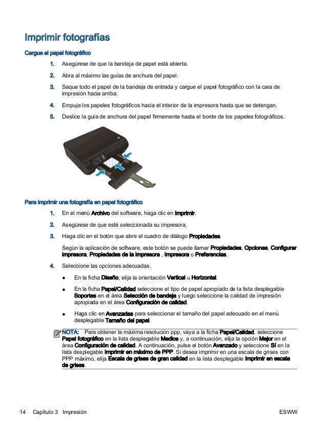 hp envy 4500 instructions