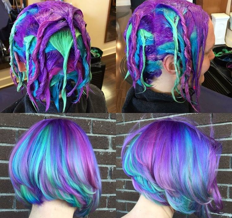 elumen hair color instructions