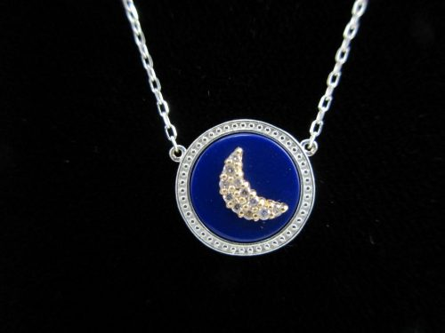tin cup necklace instructions