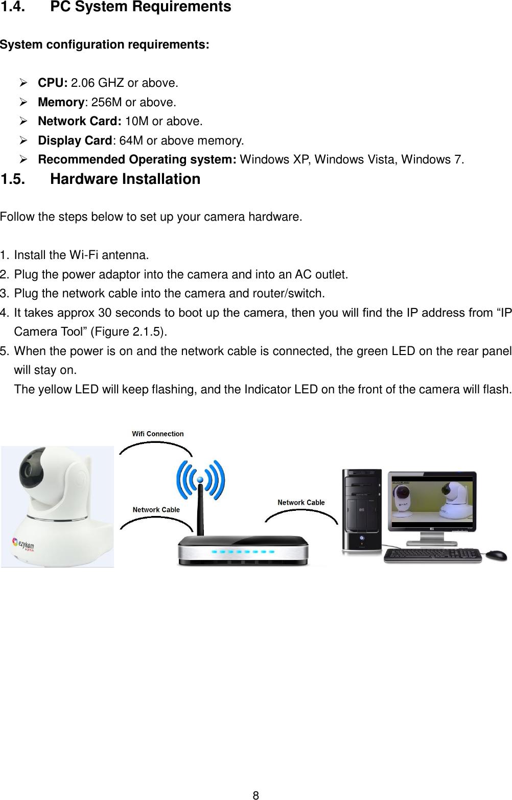 hd ip camera operating instructions