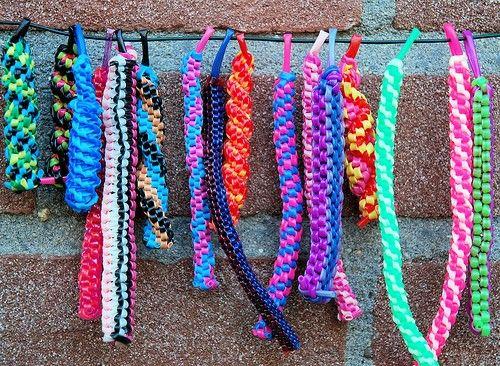 scooby doo bracelets instructions