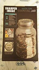 emerson digital coin counting money jar instructions