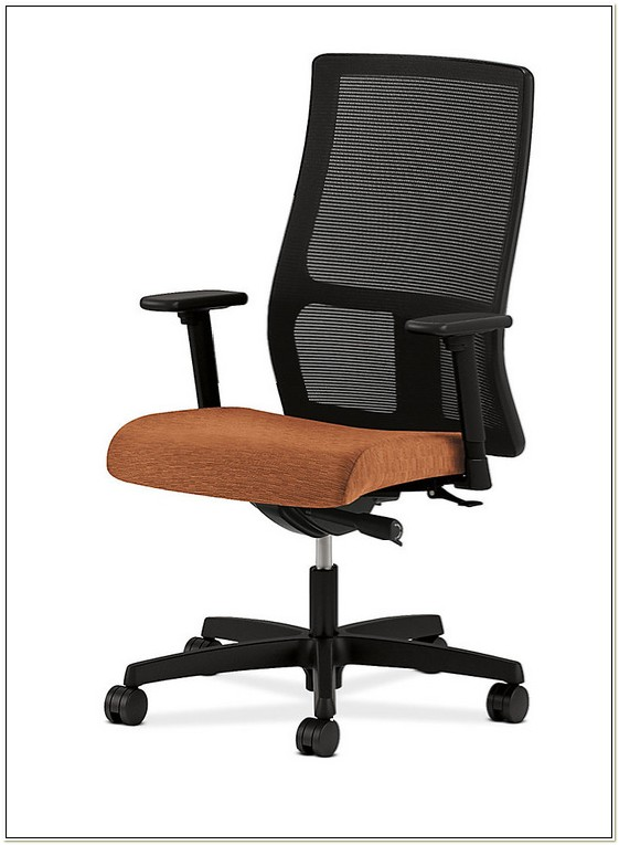 hon chair adjustment instructions