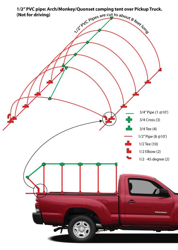 napier truck tent instructions