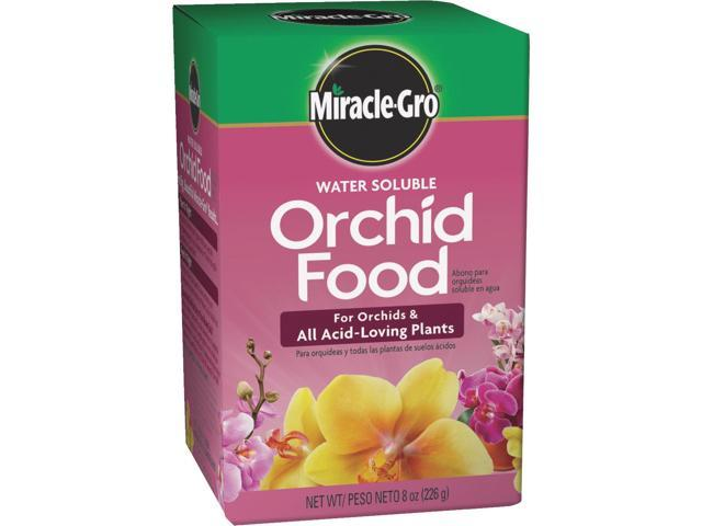 miracle gro orchid food instructions