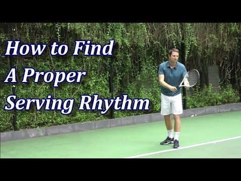 how to play tennis video instruction guide