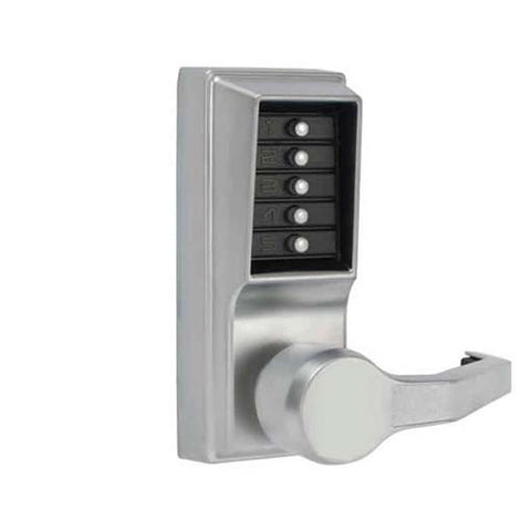 simplex door lock instructions