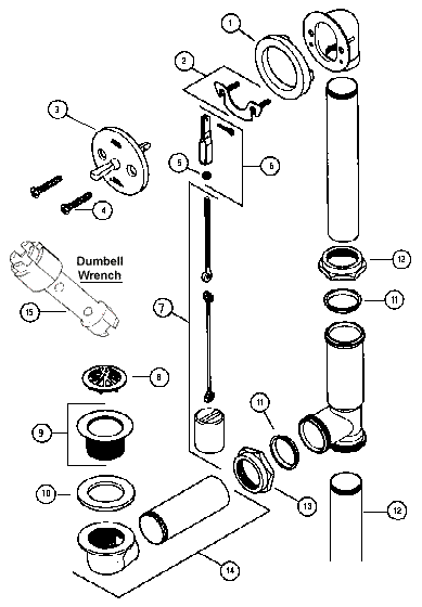 drain pipe installation instructions