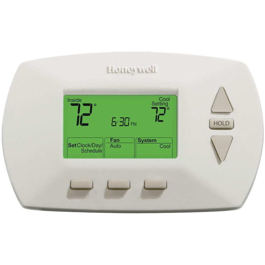 honeywell room thermostat instructions