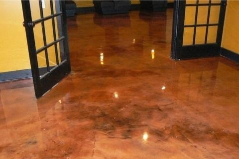 rustoleum basement floor epoxy instructions