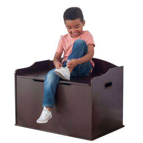 kidkraft toy box instructions