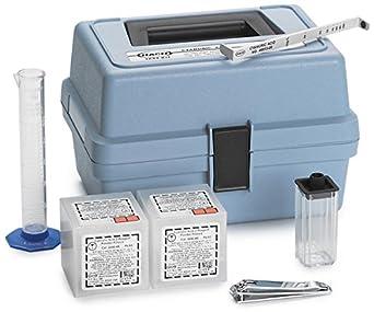 cyanuric acid test kit instructions