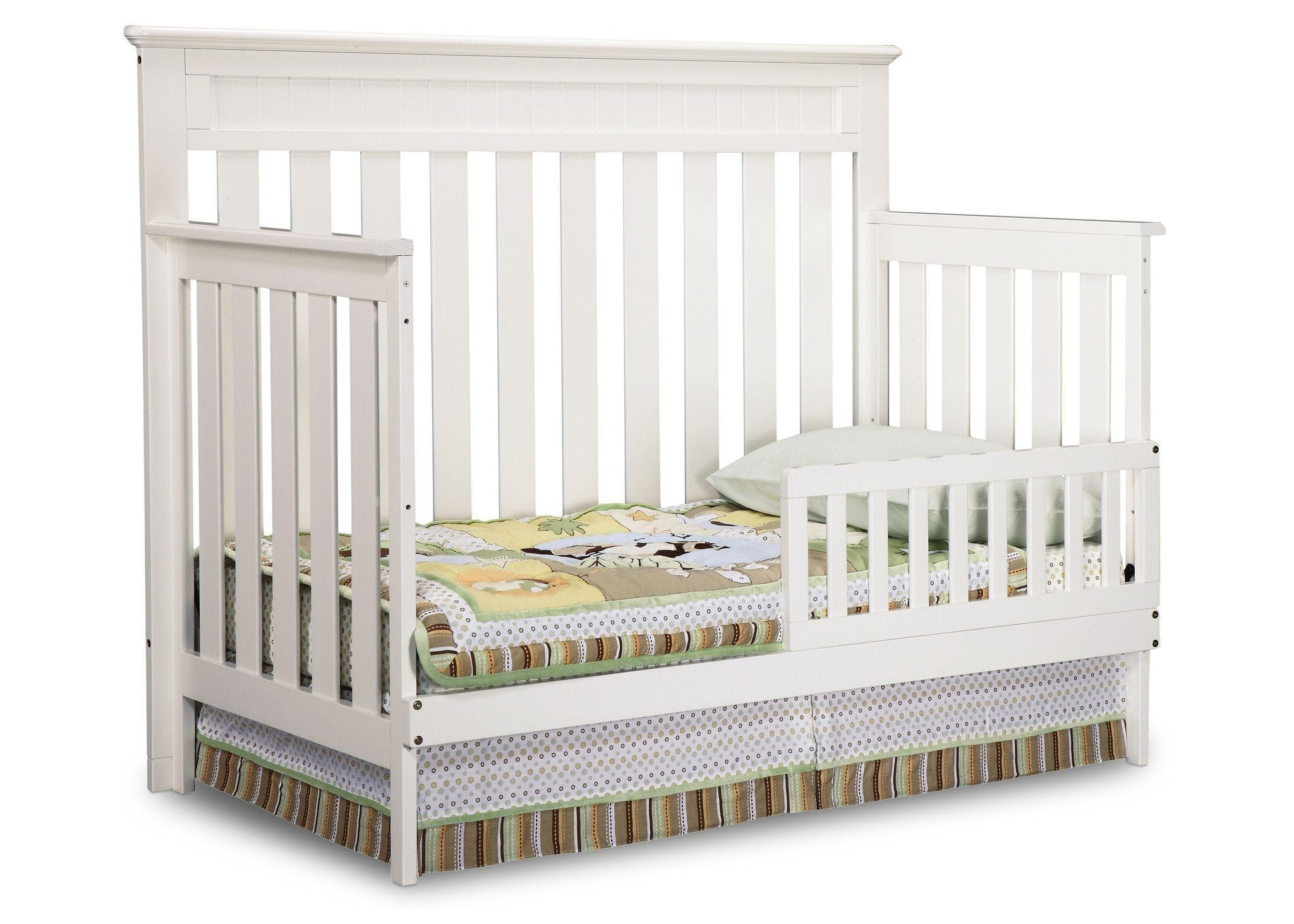 delta crib conversion kit instructions