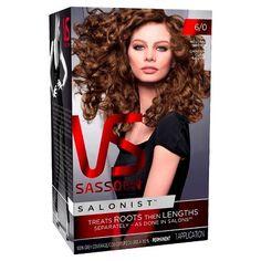 vidal sassoon hair color instructions