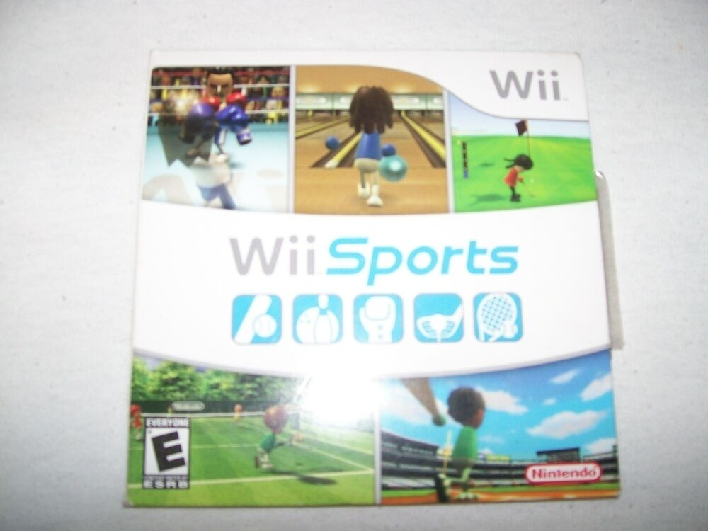 wii instruction manual troubleshooting
