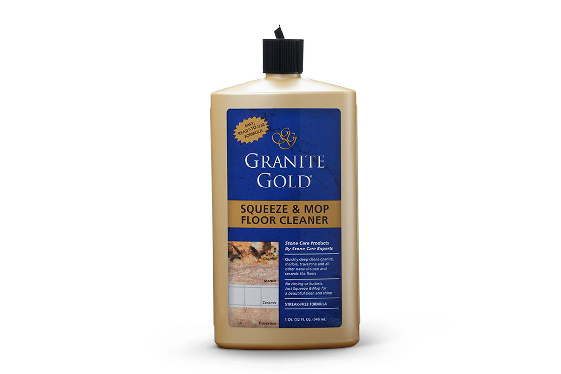 granite gold polish instructions