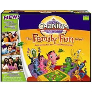 cranium family fun edition instructions