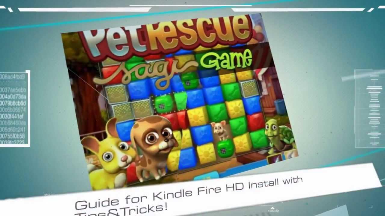 pet rescue saga instructions