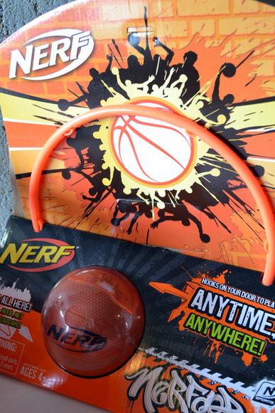 nerf basketball hoop instructions