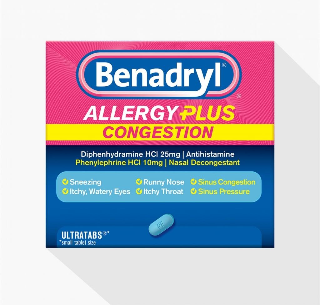 advil congestion relief dosage instructions