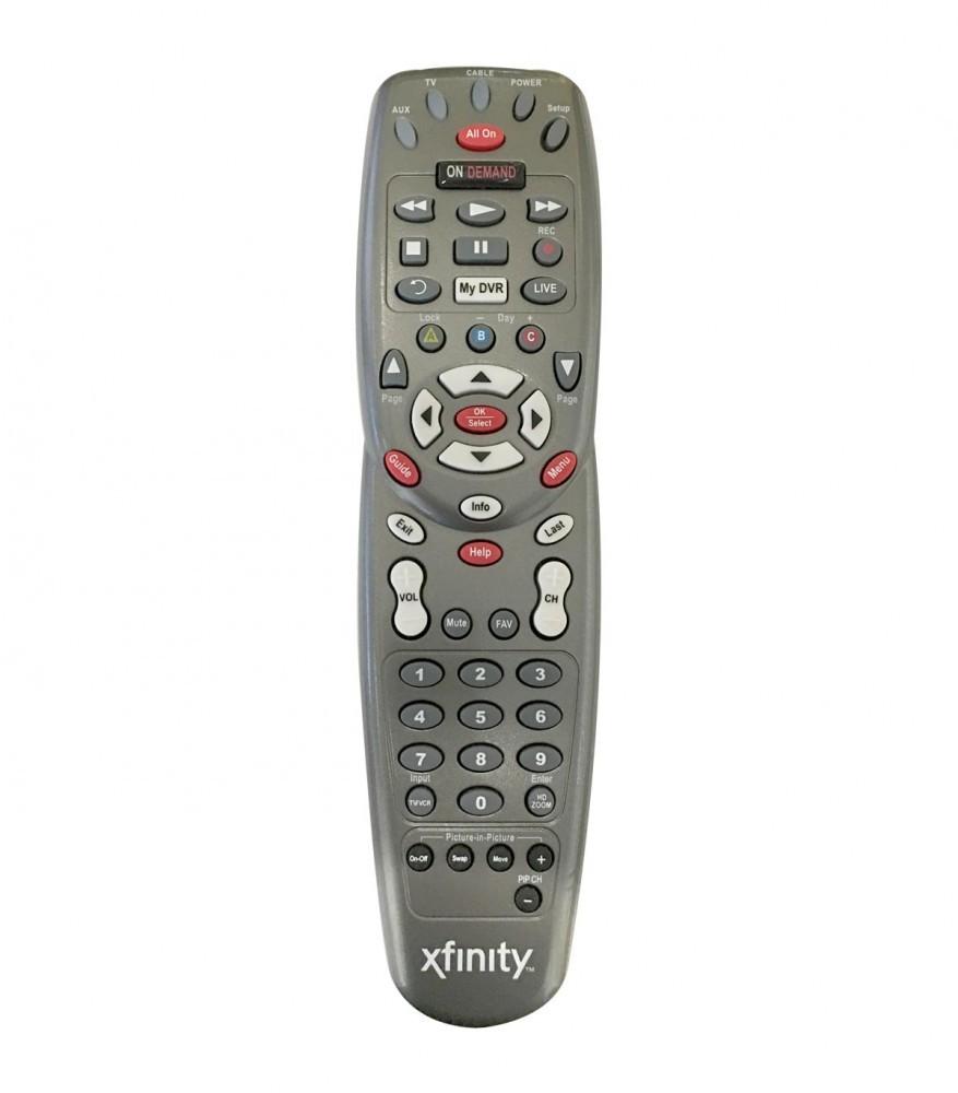 universal remote setup instructions