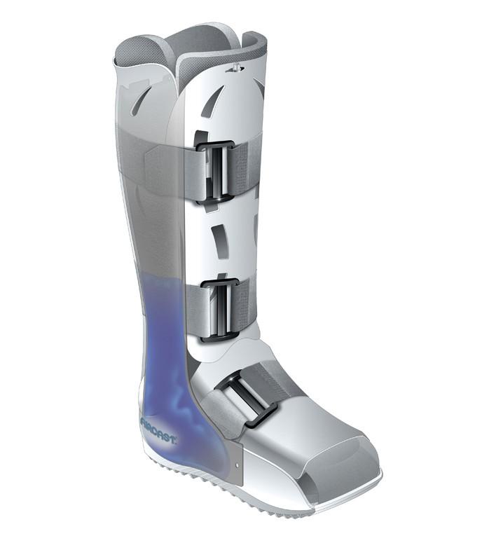 aircast ankle brace instructions