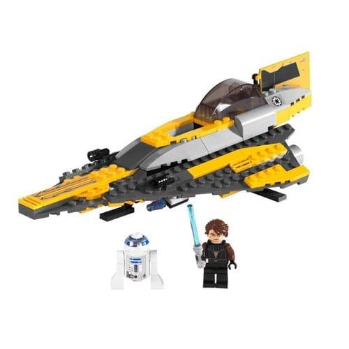 anakin lego ship instructions