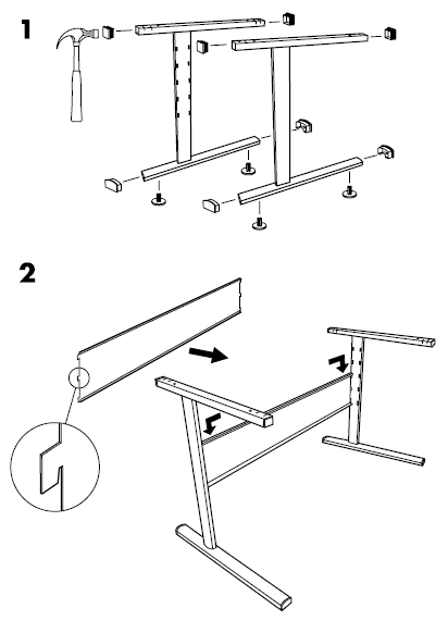 archived ikea assembly instructions