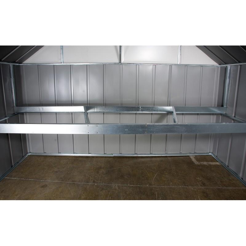 arrow 10x8 shed floor kit instructions
