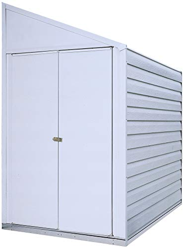 arrow 8x10 metal shed assembly instructions