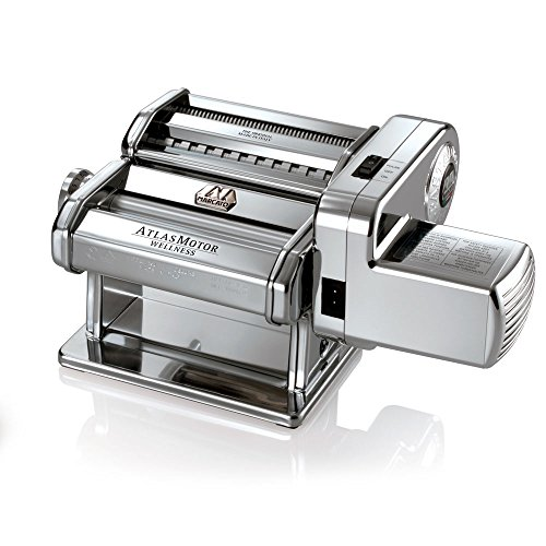 atlas pasta machine cleaning instructions