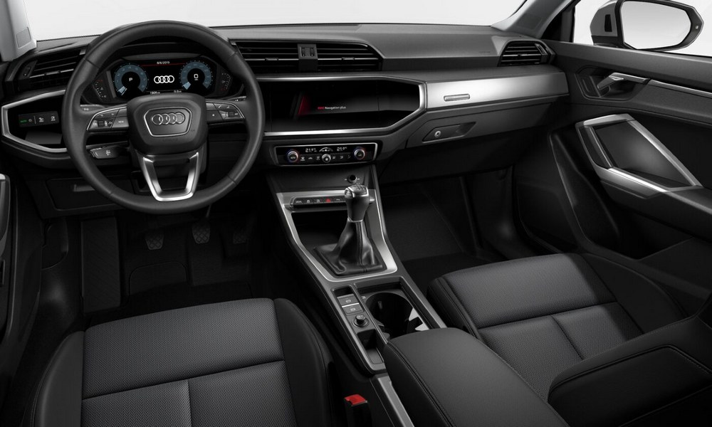 audi q3 navigation system instructions