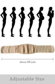 babo care maternity belt instructions