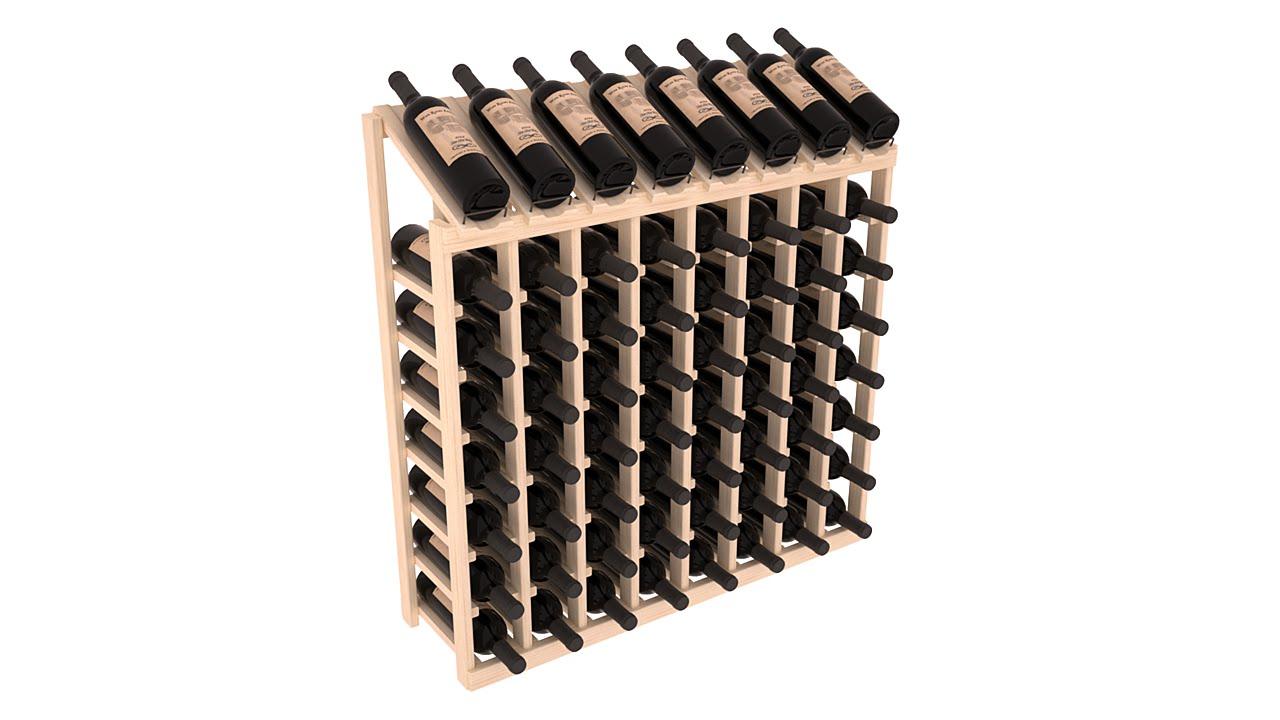 rta wine rack assembly instructions
