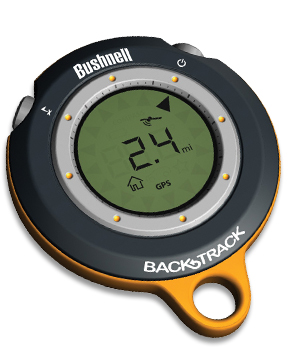 bushnell backtrack gps instructions