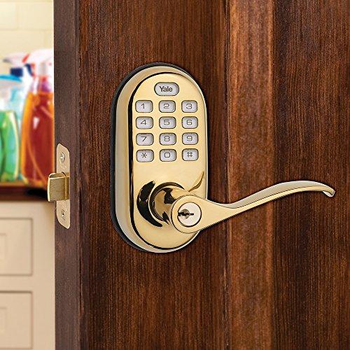 schlage push button door lock instructions