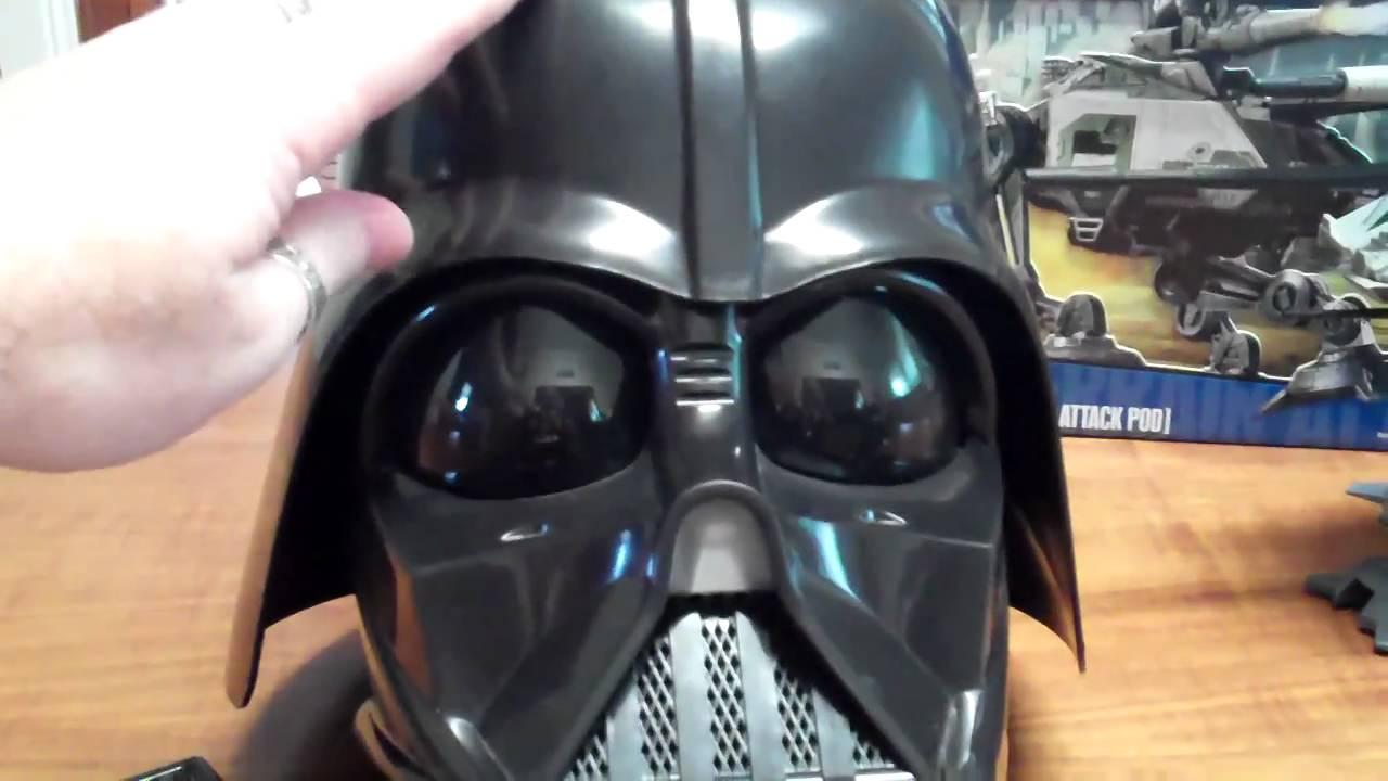 darth vader voice changer mask instructions