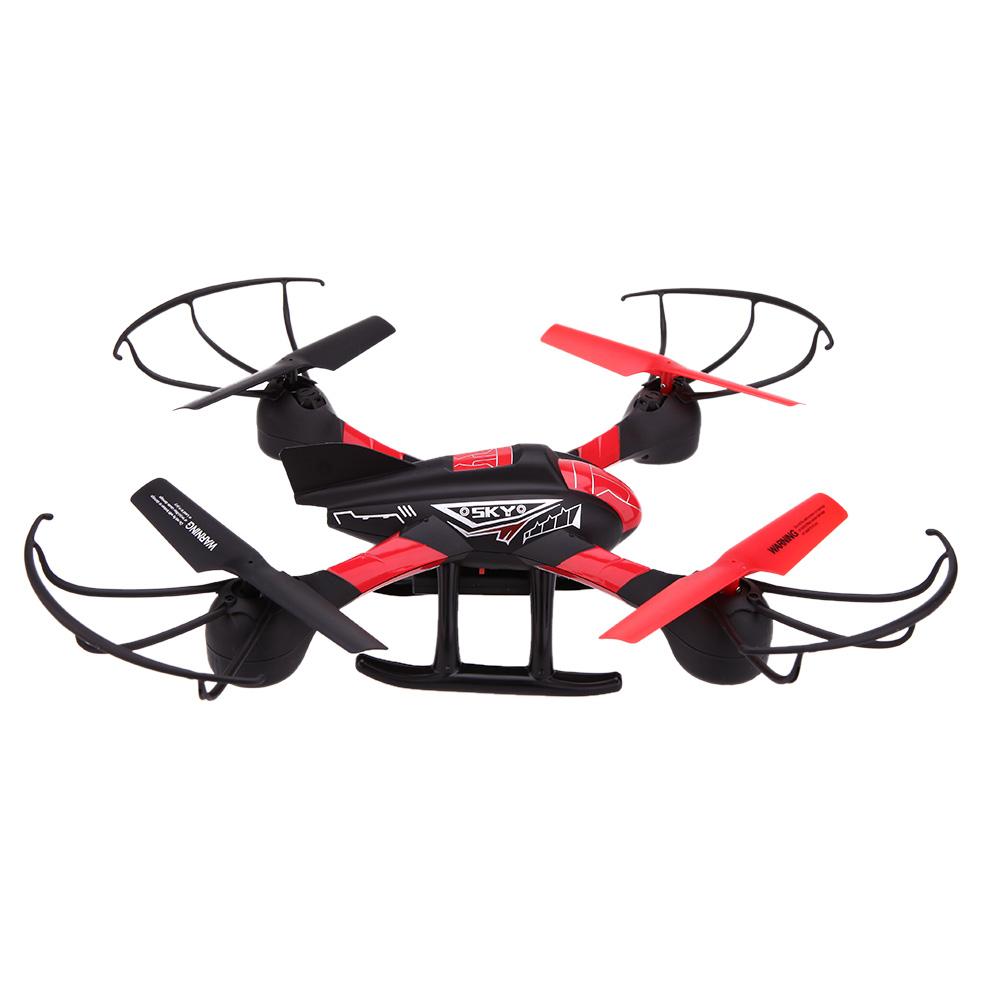 sky hawkeye drone instructions