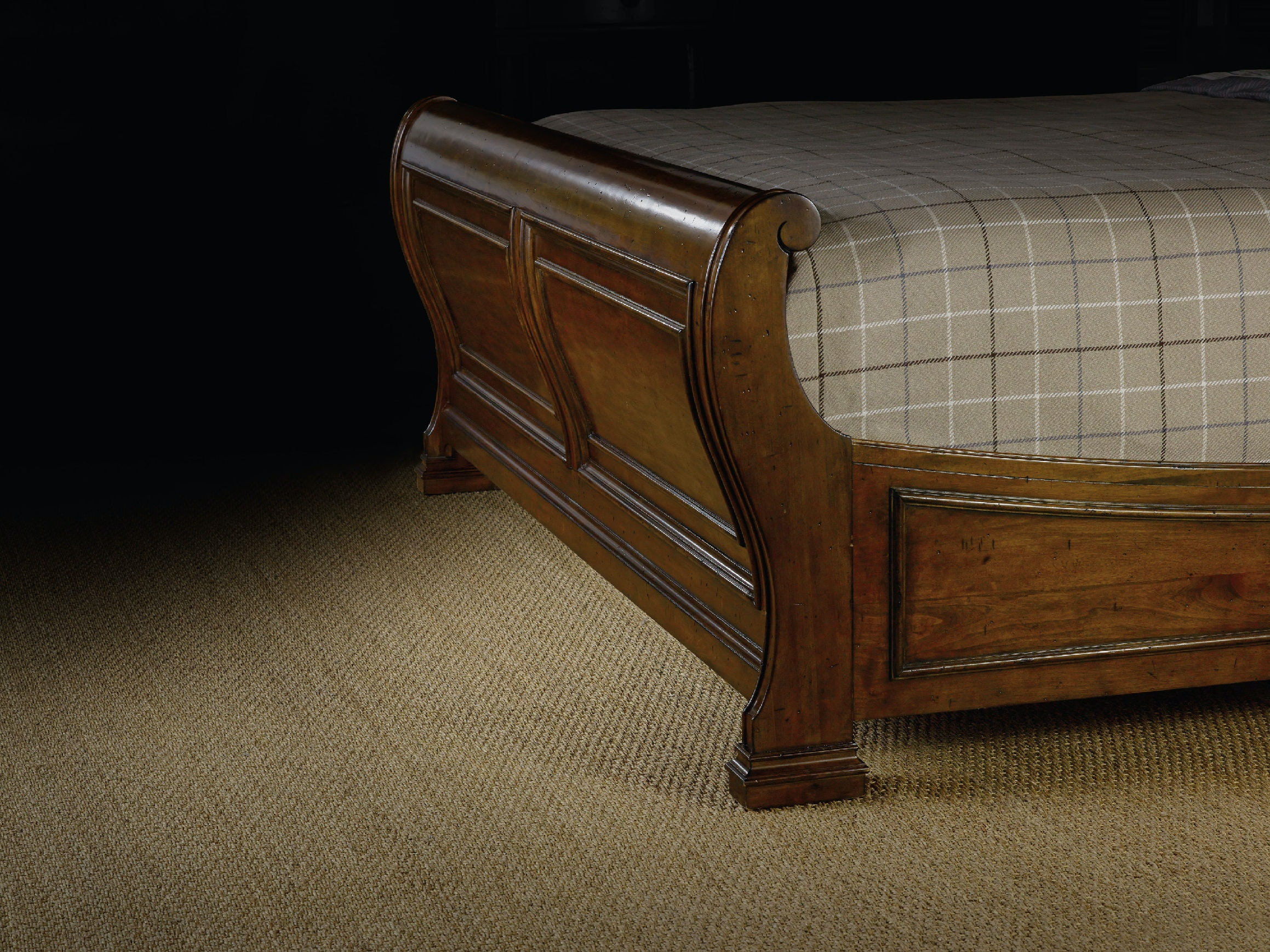 sleigh bed assembly instructions